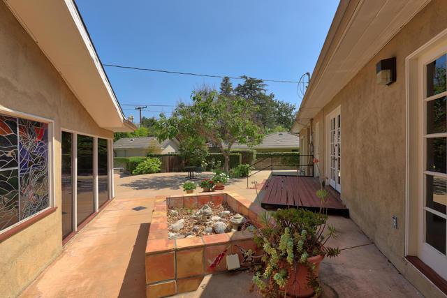 18Backyard patio