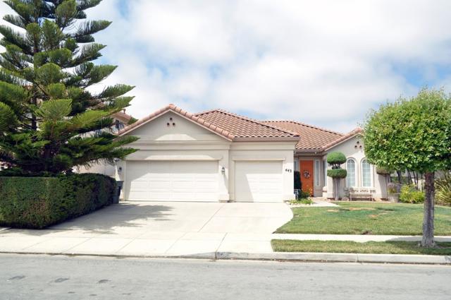 443 Tudor Way Salinas, CA 93906