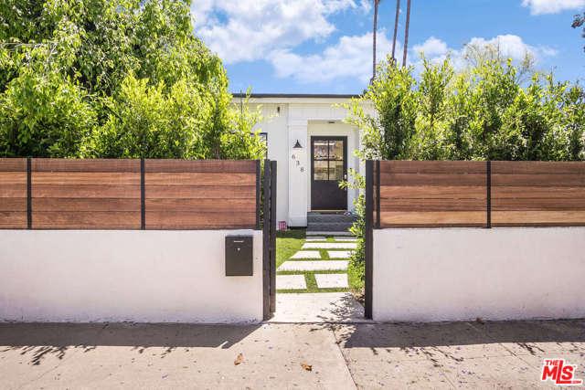 638 N SIERRA BONITA Avenue, Los Angeles, CA 90036
