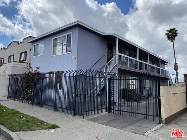 5311 S NORMANDIE Avenue, Los Angeles, CA 90037