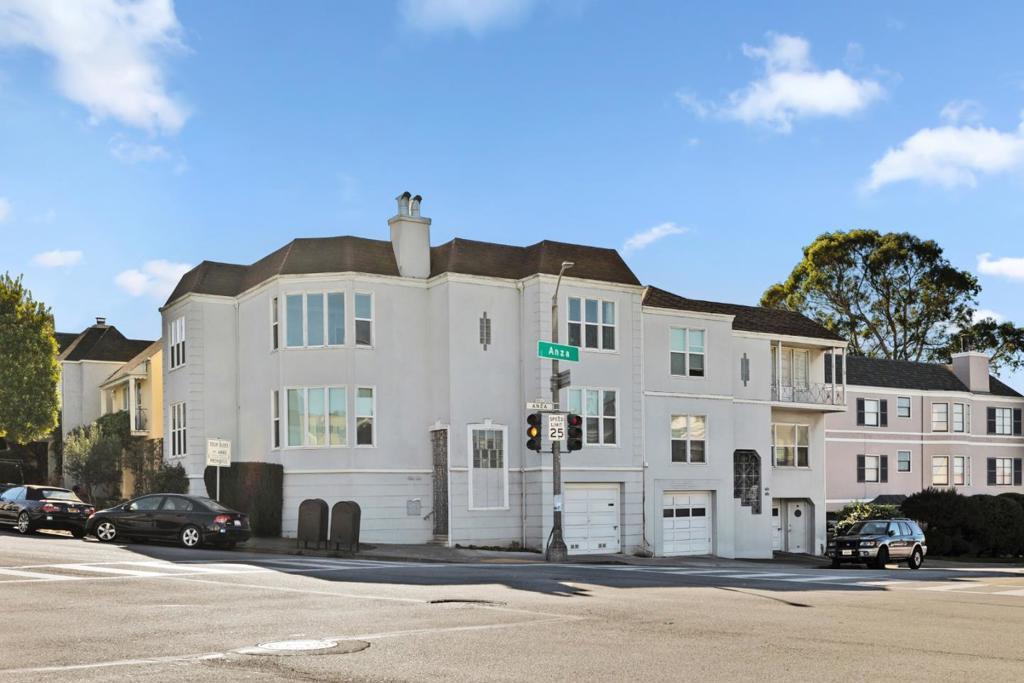 103  Stanyan Street