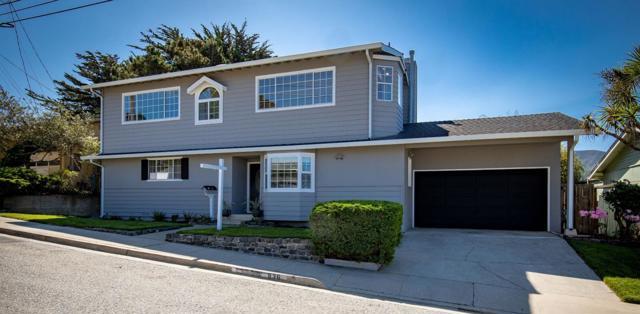 836 Corona Drive, Pacifica, CA 94044