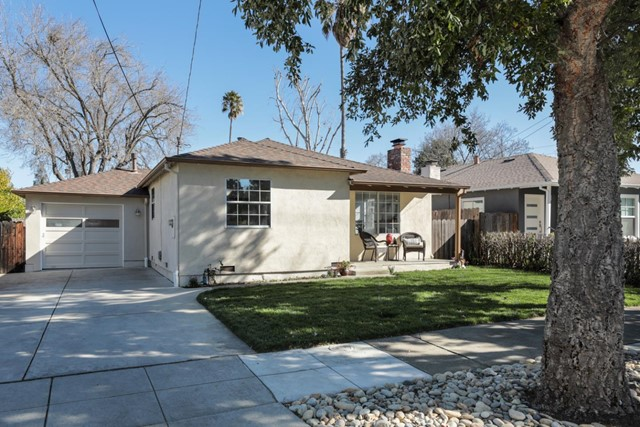 1223 Saint Francis Street, Redwood City, CA 94061