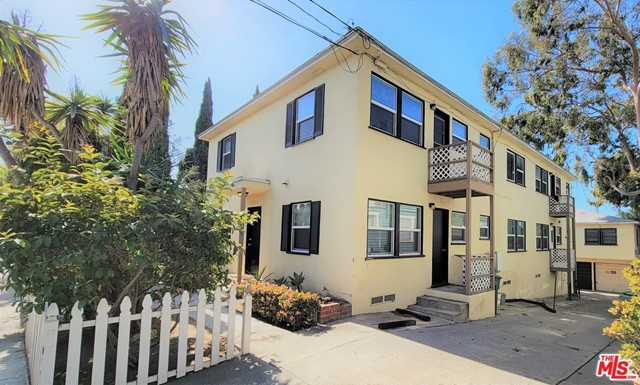 3.9% CAP rate in Santa Monica!  Sitting atop a hill just 2 blocks from Main Street and 4 blocks from Santa Monica beach, this 6 unit building features sweeping ocean views from two units and a huge, west facing common area patio. Soft story retrofitting is NOT required.  Dual pane windows throughout.  Excellent unit mix consisting of (4) 1 bedroom + 1 bath, and (2) 2 bedroom + 1 bath.  All units are larger than similar units in the area.  Five individual parking garages with two additional surface parking spaces. Several units were recently upgraded with new floors, plumbing, fixtures, etc.  One 2+1 unit will be delivered vacant.  Property is subject to City of Santa Monica rent control. Inside with accepted offer only.