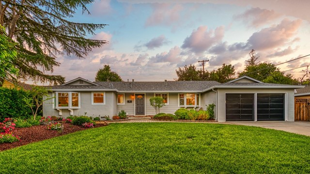 1846 Limetree Lane, Mountain View, CA 94040