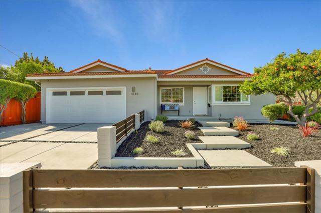 1030 Pomeroy Avenue, Santa Clara, CA 95051