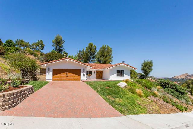 2052 Hillsbury Road, Westlake Village, CA 91361