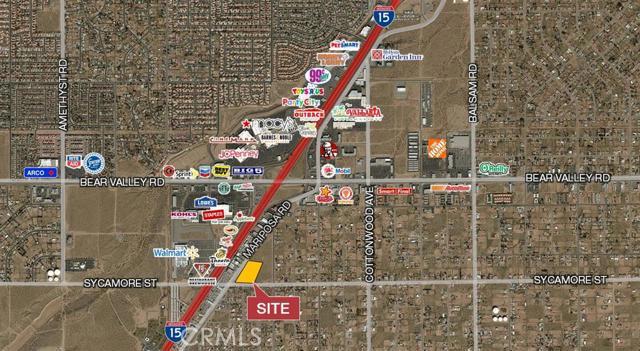0 Mariposa Road, Hesperia, CA 92345