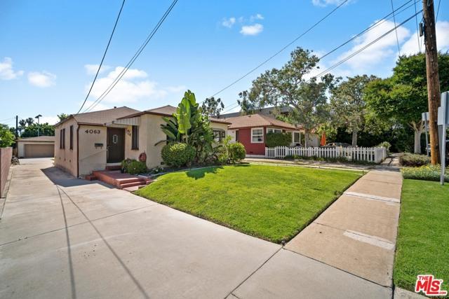 4063 CHARLES Avenue, Culver City, CA 90232
