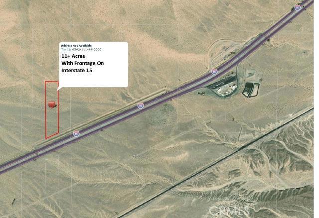 542111 CA-15, Outside Area (Inside Ca), CA 92309