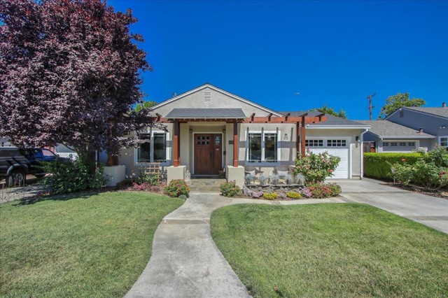 1832 Arbor Drive, San Jose, CA 95125