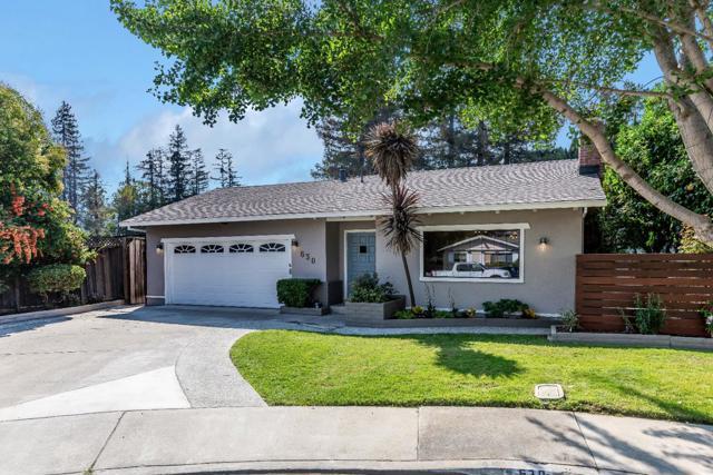 630 Latimer Avenue, Campbell, CA 95008