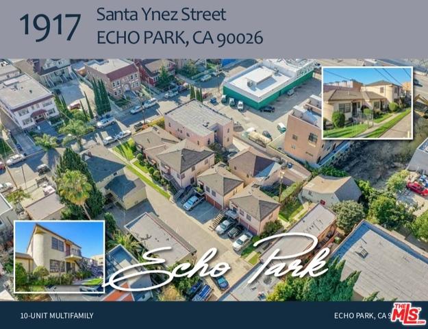 1917 SANTA YNEZ Street, Los Angeles, CA 90026