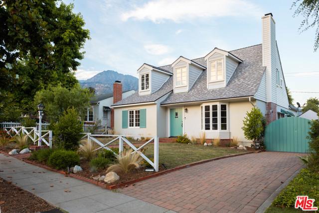 1596 N Roosevelt Avenue, Pasadena, CA 91104