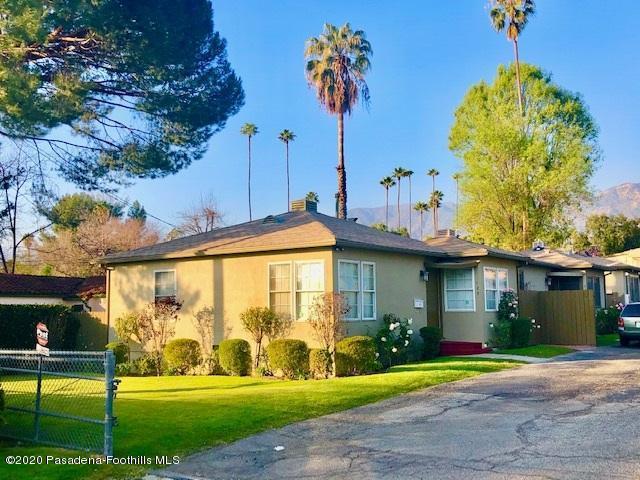 729 E Sacramento Street, Altadena, CA 91001