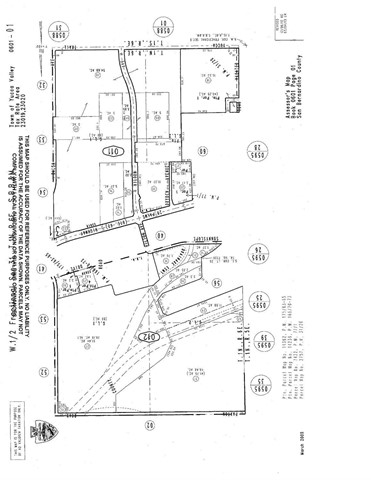 0 2 Vacant Lots, Yucca Valley, CA 92284