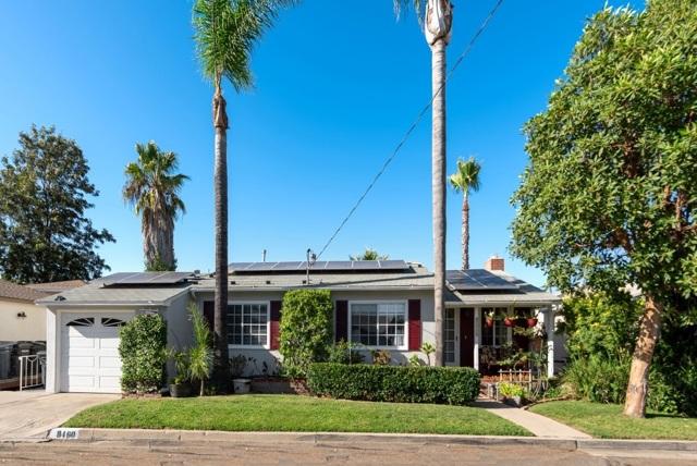 8460 Tio Diego Place, La Mesa, CA 91942