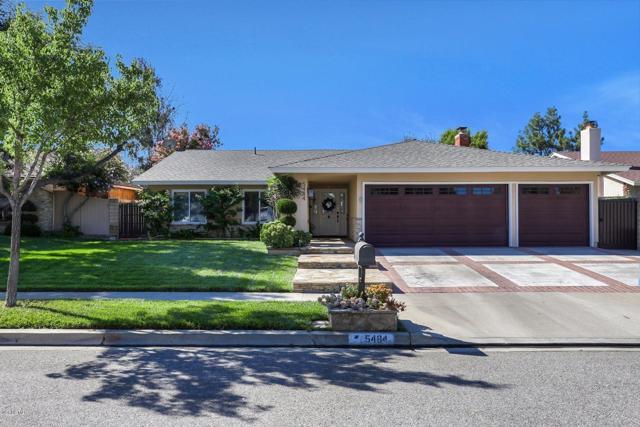 5484 Geoffrey Avenue, Simi Valley, CA 93063
