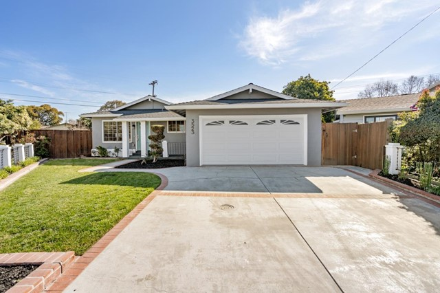 3523 Macintosh Street, Santa Clara, CA 95054