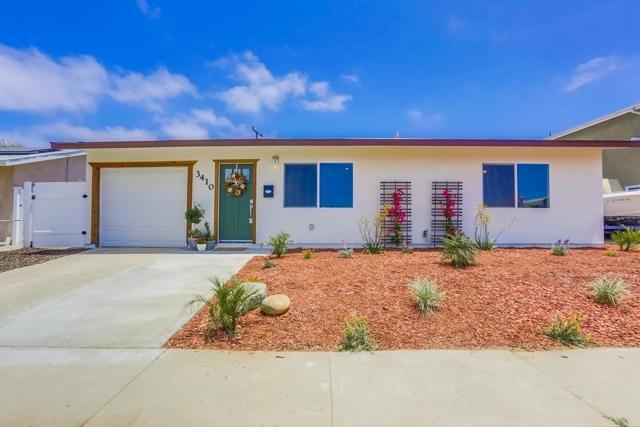 3410 Idlewild Way, San Diego, CA 92117