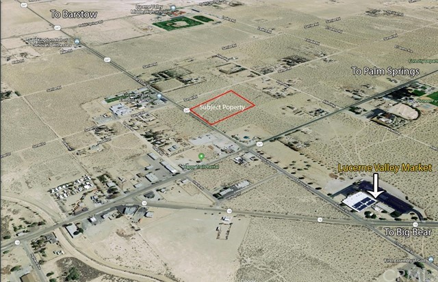 0 Barstow Road, Lucerne Valley, CA 92356
