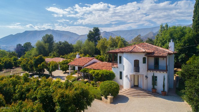 805 Mcandrew Road, Ojai, CA 93023