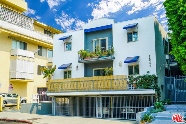 RARE OPPORTUNITY: Built in 1963 this 10-unit investment opportunity located North of Sunset in Hollywood. This rare offering allows the astute investor both capital preservation certainty plus excellent current and future income metrics. CAPITAL APPRECIATION: This pride of ownership asset features healthy current returns along with measurable rental upside upon unit attrition, thus providing excellent investor returns along with long term wealth appreciation. WELL LOCATED: Well located at the Center of Everything, 1540 Formosa puts you just blocks to Runyon Canyon and endless dining and shopping options along with a world-class cache of major Hollywood employers.