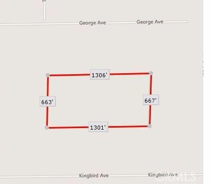 0 0 Kingbird Ave Avenue, Rosamond, CA 93560