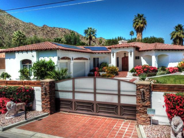 232 Overlook Road, Palm Springs, CA 92264