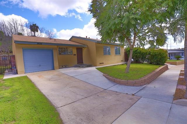 3633 Aragon Dr, San Diego, CA 92115