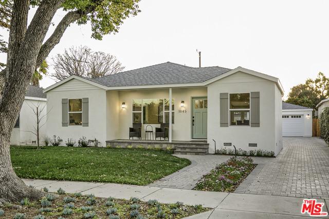 1045 N EVERGREEN Street, Burbank, CA 91505