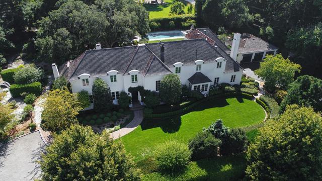 1 Patricia Drive, Atherton, CA 94027