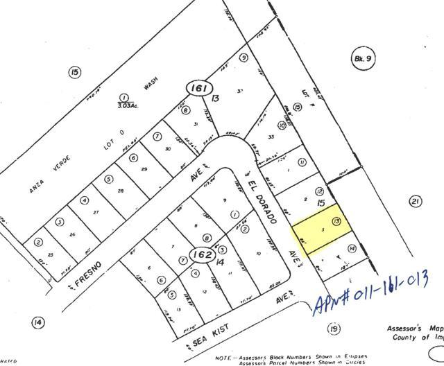 2444 El Dorado Avenue, Salton City, CA 92275