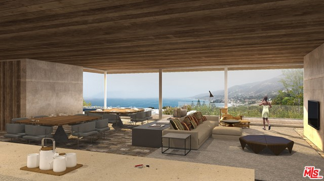 **Currently in Construction.** Big panoramic ocean, hillside to mountain to island views on some of the most spectacular land in Malibu! Developed with world-renowned architect Arthur Casas of Brazil, this is a rare and incredible opportunity to own an 11,000+ sf architectural modern estate on 4+ mostly flat acres. Prime Malibu coastal property provides space for a magnificent estate with every possible amenity. Program developed over a five-year process includes a single-story, 9,200sf 6 bedroom, 6.5 bath main residence with 13.5' ceilings in the living room and 10' ceilings throughout, two-bedroom guesthouse, two pools, theatre, gym and spa, wet bar, cooled display wine room, bonus room, and tennis court. Options to accommodate horses, vineyards, or other possibilities, make this property a rare find. Close enough to walk to Trancas market, shops, and dinner. Can be delivered completed or purchased now and customized to your liking.