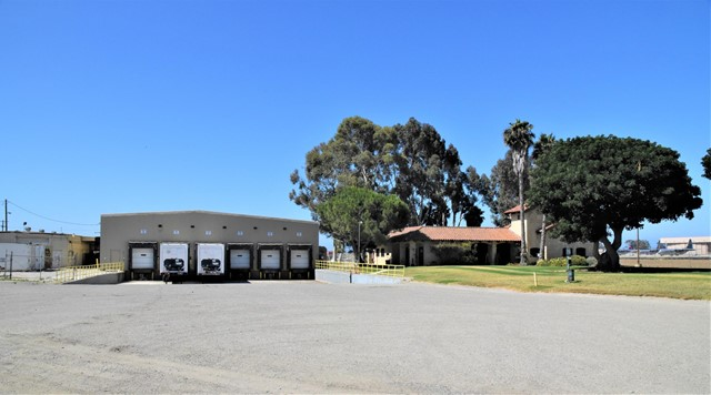 Strategically located next to Highway 1, Providing Convenient Access for Shipping and Receiving. Close Proximity to the Port of Hueneme.This 27+ Acre Commercial AG Production Facility includes 15+/- Acre Organic Farm/Cooler/Yard & Office. 20,000 sq ft Cooler Warehouse Bldg. 90 Ton Capacity Ice House (50% Cold 50% Ambient). Wastewater Treatment Plant with 25,000 Gallon per day capacity, 5000 sq ft Office Bldg, 3750 sq ft Shop, Additional 1600 sq ft Shop and 1200 sq ft Forklift Carport. 6 Enclosed Truck Docks, 15 Truck Parking Area, 125 Employee Parking. Current Conditional Use Permit (CUP). Ideal Farm Operational Headquarters and/or Possible Fresh Produce Market. 20,000 sq ft Cooler Warehouse Bldg provides Plant Storage, AG Product Storage and Distribution, and for Organic Products grown on-site.