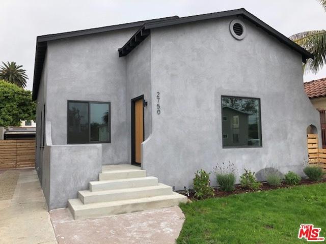 2750 S REDONDO, Los Angeles, CA 90016
