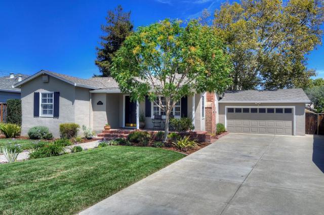 1350 Ramon Drive, Sunnyvale, CA 94087
