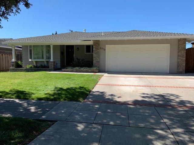 5713 Pontiac Drive, San Jose, CA 95123