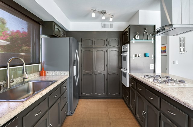 Tons of Cabinetry