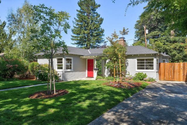 761 Oregon Avenue, Palo Alto, CA 94303