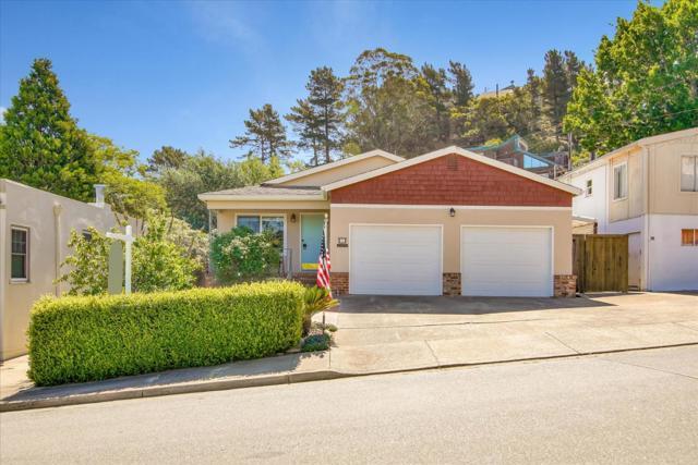 55 Glen Park Way, Brisbane, CA 94005