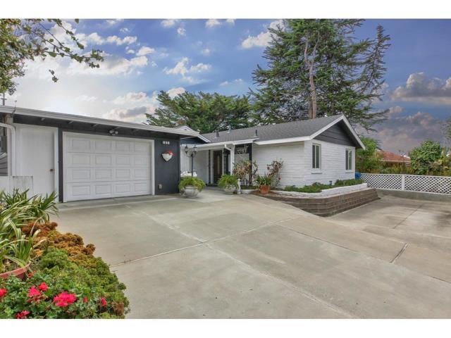 896 Portola Drive, Del Rey Oaks, CA 93940