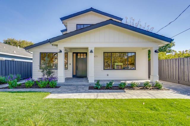 471 Pepper Avenue, Palo Alto, CA 94306