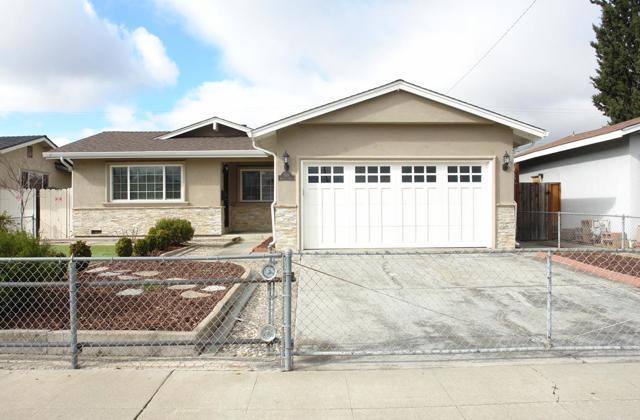 1615 Saralynn Drive, San Jose, CA 95121