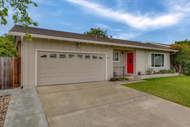 974 Lantana Drive, Sunnyvale, CA 94086