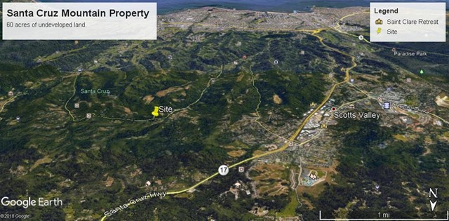 Mountain View Road, Santa Cruz, CA 95065