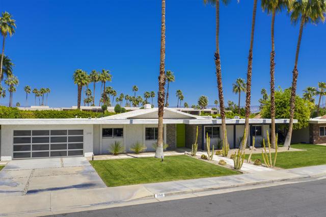 390 E Santiago Way, Palm Springs, CA 92264