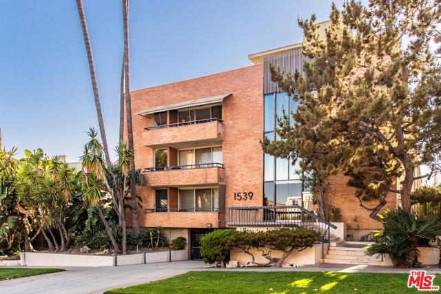 21. 1539 N Laurel Avenue #105 Los Angeles, CA 90046