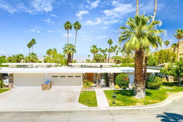 2476 Durango Circle, Palm Springs, CA 92264