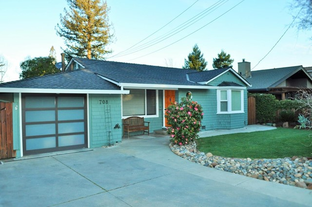 708 Matadero Avenue, Palo Alto, CA 94306